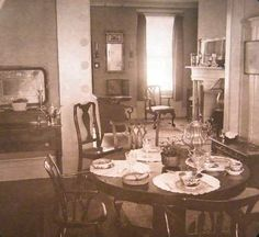 1000 images about 1920s home dining room on pinterest for 1920s interior decoration