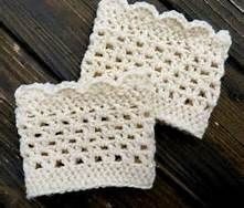 Free Crochet Boot Cuff Pattern - Bing Images