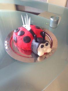 Saját készítésű születésnapi torta