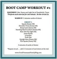 Boot Camp Workout workout workout workout awesome-knowledge fitness fitness     #flat-abs