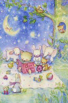 Becky Kelly - teddy bears picnic