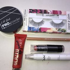 Get these all in rs 2500 free delivery  All original products  #la#girls#pro#powder#setting#powder#la#girls#glazed#matte#tube#gloss#wetnwild#just#peachy#eyelashes#glue#concealer#nyx#jambo#white#pencil http://ameritrustshield.com/ipost/1552823659922666590/?code=BWMvOQ4gzRe