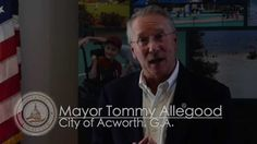 The Mayor Speaks About Governors Towne Club - Call 855-785-4544