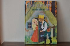 Once upon a time. two FAIRY TALES by GRIMM by thevintageholicfrog, $21.00