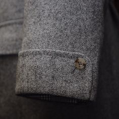 Pictoturo - holdhard: Bespoke overcoat by Gieves & Hawkes