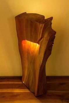 Die 109 Besten Bilder Von Lampen Holz Light Fixtures Wooden Lamp