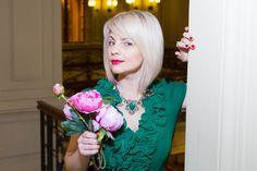 Ольга Каурцева : «Я не из тех, кто хочет остаться незамеченным в толпе!»