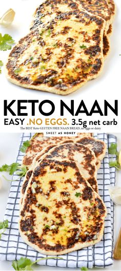 KETO NAAN BREAD g net carbs – Düşük karbonhidrat yemekleri – Las recetas más prácticas y fáciles Naan Bread Vegan, No Bread Diet, Best Keto Bread, Sourdough Bread, Rye Bread, Ketogenic Recipes, Low Carb Recipes, Diet Recipes, Healthy Recipes