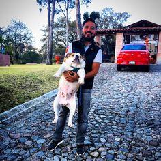 Con el mejor amigo del hombre  by ralphcm