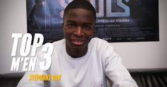 [VIDEO] Top men 3 avec Stéphane Bak