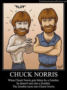Clint Eastwood Meme Chuck Norris | Chuck-Norris-Best-Demotivational-poster