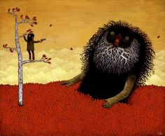 Andy Kehoe: Keeper of the beacons.  This Dude is awesome - this is where the Wild things are...