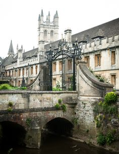 Oxford - from a different perspective