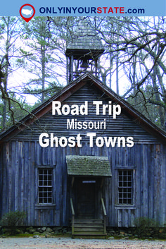 This Haunting Road Trip Through Missouri Ghost Towns Is One You Won't Forget New Orleans, New York, Star Mobile, San Francisco, Vacation Destinations, Vacation Spots, Vacation Ideas, Midwest Vacations, Oh The Places You'll Go