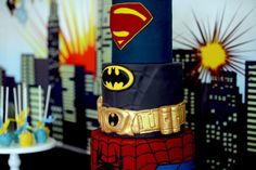 We were stoked to see this superhero party from our reader Amra Valentincic of Australia. Amra created this fabulous party for her twin boys 7th birthday party. Amra combined five superheroes, two which were comic style superheroes and three which were modern age superheroes such as The Dark Knight and The Man of Steel. Amra …