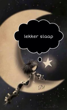 Lekker slaap Goeie Nag, Moon Pictures, Good Night Quotes, Best Quotes, Awesome Quotes, Afrikaans, Friend Pictures, Text Messages, Wisdom Quotes