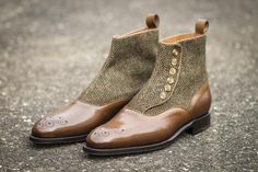 Westlake Button Boots. Plenty in stock!
