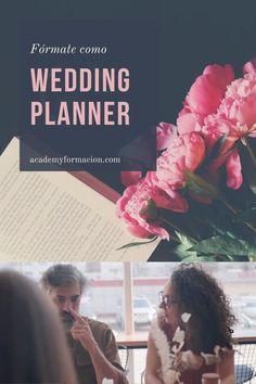 """Si quieres saber como ser un experto en Wedding Planner """"organizador de bodas"""" o si deseas casarte y quieres que salga la boda perfecta, fórmate como wedding planner. Aprende como organizar una boda exitosa. #weddingplanner #wedding #planner #boda #bodas #organizarbodas #novios"""