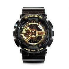 Orologio Subacqueo G-Shock - Casio GA-110GB-1AER from Gioielleria Amadori