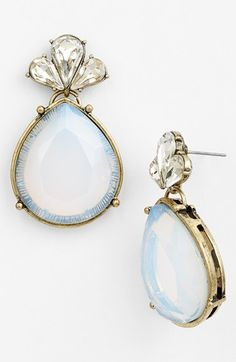 Robert Rose Large Teardrop Earrings available at #Nordstrom