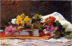 Bouquet of flowers - Paul Gauguin