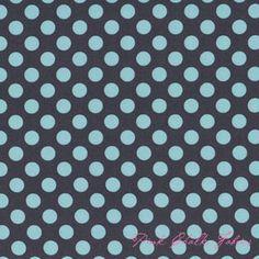 Michael Miller Fabrics Ta Dot Marine