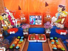 Flintstone's Party #flintstones #party
