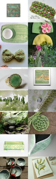 Crazy 8-4 Green gifts by Stuart McWilliam on Etsy--Pinned with TreasuryPin.com