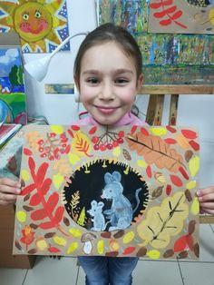 Fall Art Projects, School Art Projects, Art Drawings For Kids, Drawing For Kids, Fall Crafts For Kids, Art For Kids, Kindergarten Art Projects, Jr Art, Creative Workshop