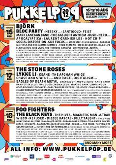 Pin 2: Ook evenementen kunnen gebruik maken van Pinterest. Hier Pukkelpop die borden heeft waarop het zijn site toont, maar ook inspiratie biedt voor Festival Outfits of zelfs een bord waar je de Line-Ups van de afgelopen jaren kunt bekijken!  URL: https://www.pinterest.com/pukkelpop/
