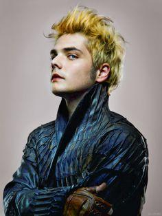 Gerard Way in jacket that  i need