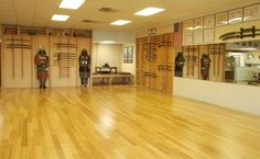 Nihonzashi Sword Shop and Dojo