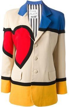 Moschino Vintage Mondrian jacket on shopstyle.com