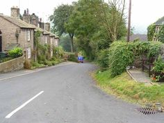 Thornton Village - Yorkshire, England.