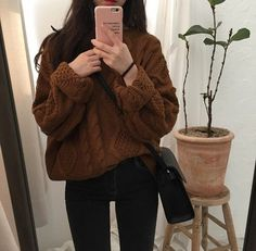 Korean Winter Fashion Ideas You Should Try Now . - DressesKorean winter fashion ideas that you should try now . # Try # the # ideas # now 59 Korean Outfits You Will Korean Fashion Winter, Korean Fashion Trends, Korean Street Fashion, Asian Fashion, Look Fashion, 90s Fashion, Trendy Fashion, Autumn Fashion, Jeans Fashion