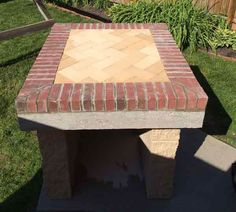 One of the most BEAUTIFUL Cortile Barile ovens we've seen!  This is the perfect example of how to apply Thin-Brick Veneer over Ceramic Fiber Blanket to create the Perfect Outdoor Pizza oven!  To see more pictures of this oven (and many more ovens), please visit - BrickWoodOvens.com