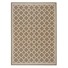 Stratford Outdoor Rug Frontgate 9x13. $276.00