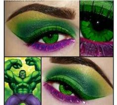incredible hulk inspired awesome