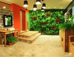 Banheiro Público Feminino por Rafaela Faria e Marcella Massa no Morar Mais Cuiabá