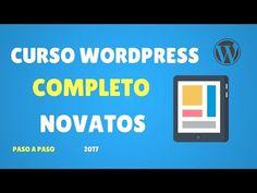 (3) Curso de Wordpress Básico | Completo | Novatos 2017 | Paso a Paso - YouTube