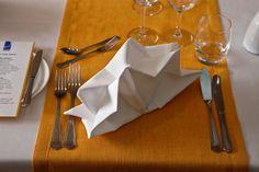 Pöytä on katettu! Esteettisyys on tärkeä osa ravintolaelämystä.