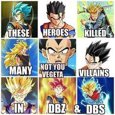 Poor Vegeta..   #Ultimate_Gohan <----->  Double Tap to like it :) Tag a friend, who would like it ❤️  <--->  #thesupersaiyanstore #db #dbs #dbgt #dragonball #dragonballz #dragonballsuper #dragonballgt #dbsuper #Goku #songoku #gohan #songohan #goten #vegeta #trunks #piccolo #beerus #whis #supersaiyan #kamehameha #kakarot #manga #anime #frieza #otaku