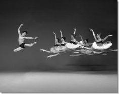 American Ballet Theater dancers