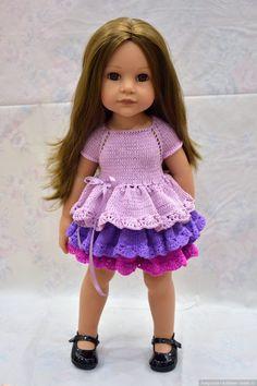 Первая ласточка / Куклы Gotz - коллекционные и игровые Готц / Бэйбики. Куклы фото. Одежда для кукол