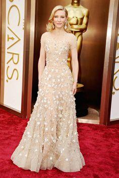 #CateBlanchett #Oscar2014