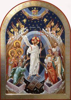 Religious Images, Religious Icons, Religious Art, Byzantine Icons, Byzantine Art, Christian Symbols, Christian Art, Monastery Icons, Paintings