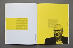 Annual Report / The Tipping Point: Annual Report on Behance