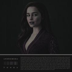 nearlyheadlessfinnick:  The Black Sisters Headcanons Part III: Alexandra Park as Bellatrix, Emilia Clarke as Andromeda, & Margot Robbie as Narcissa (Part I)(Part II)