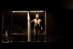 Obra Página en Blanco, compañía: Luc Amoros (Francia), Festival Iberoamericano de Teatro de Bogotá Concert, France, White People, Concerts