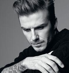 David Beckham by Karim Sadli for Man About Town